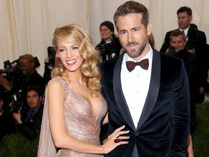 Blake Lively hosts 40th party for Ryan Reynolds