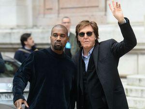 Sir Paul McCartney loves 'crazy cat' Kanye