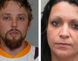 Missing Logan pair stuffed in metal box, shot dead