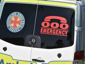 Emergency crews race to scene of drowning