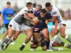 WESTS fans should be worried for 2016 after their side scraped home against a second-string Storm outfit in an NRL trial at Sunshine Coast Stadium.