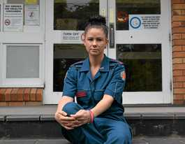 Ambos abused saving lives