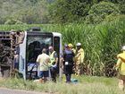 PROSERPINE Hospital was tested to its absolute limit when a bus crashed, with mass casualties on February 16.