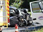 Pomona woman, 58, killed instantly in B-double crash