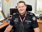 VIDEO: Meet the Fraser Coast's new top firefighter