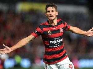 Wanderers star on the long road to recovery