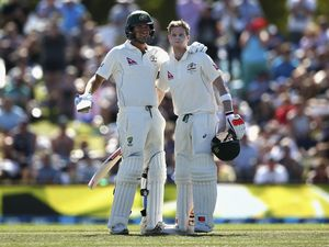 Aussies in total control in second Test