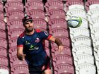 New Queensland Reds halfback Nick Frisby is under no illusion about the enormity of the challenge facing his team, and himself.