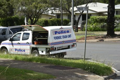 The corner of Druce and Bridge Streets, Wilsonton. Police are investigating the alleged assault of a 65-yer-old man who had intervened as a woman was being assaulted on Monday.