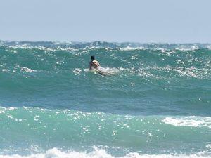 Big surf looming