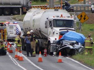 Truck driver to stand trial over horror highway crash