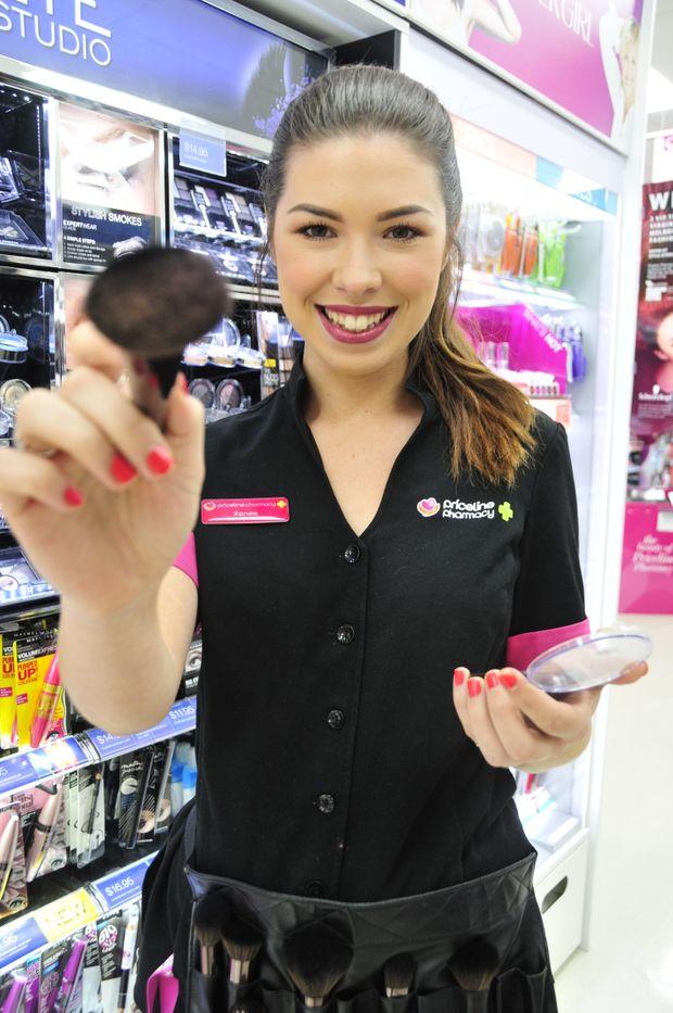 Gladstone Makeup Artist Travels To Melbourne Fashion Show