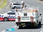 Motorcycle fatality on Tweed Valley Way