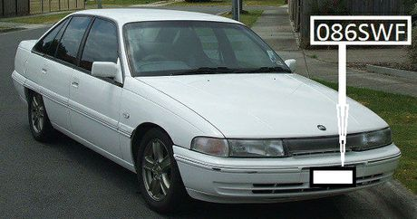 A missing girl may be travelling white 1992 Holden Commodore Sedan with Queensland registration 086SWF.