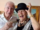 Musical duo Ray and Ann Finch, aged 89 and 93, of Currimundi, will perform their last concert at the Kawana Senior Citizens Club on Monday.