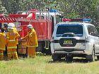 Police investigate deliberately lit fire north of Grafton