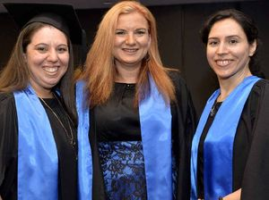 Ipswich TAFE graduates celebrated in ceremony