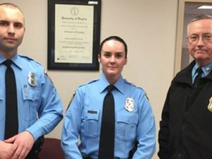 Police officer sworn in, then killed next day