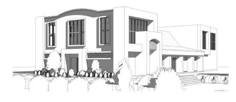 What the new Garden City Mosque could look like. Photo Contributed