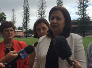 Premier Annastacia Palaszczuk responds to four deaths at Dreamworld