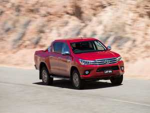 Best selling car for 2016? It's going to be a ute