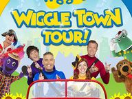 With so many sold out shows last year, you better get a wiggle on and get your tickets now as tickets to The Wiggle Town tour will sell like … Hot Potatoes!