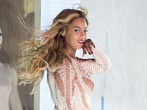 Beyonce's surprise performance for school benefit