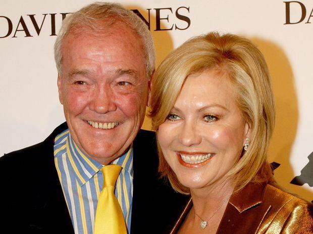 John and Kerri-Anne Kennerley.