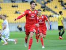 WITH just five games to go in the regular season of the A-League, the battle for places in the top six looks set to be one of the most intense in the competition's short history.