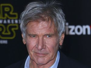 Harrison Ford reveals his daughter has epilepsy