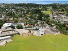 A spokeswoman at Blockhouse Bay Intermediate School, in West Auckland, confirmed they were under lockdown. Photo / www.bhbint.school.nz/