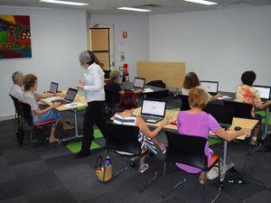 WATCH: Tech Savvy Seniors at the Hervey Bay Library