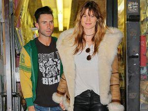 Adam Levine and Behati Prinsloo welcome baby girl