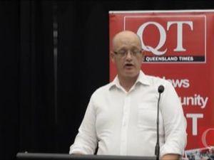 Div 2 Council Candidate Forum - Declan McCallion