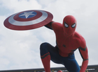 The latest trailer for Captain America Civil War features first look at the new Spiderman.