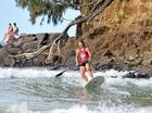 Noosa turns on the swell for final day of festival