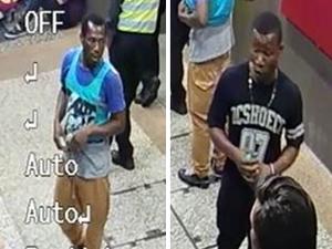 Police release CCTV images after Brisbane stabbing
