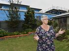Karen McIntosh and her husband decided to sell their Mt Lofty home after two-storey units were built on the adjoining property behind their house.
