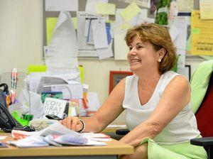 Jo-Ann Miller goes into battle for Redbank Plains