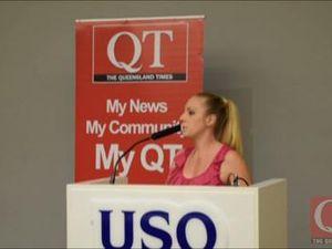 Div 3 Candidate USQ Forum - Hayley Finocchio