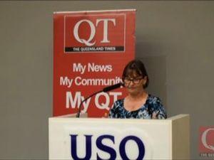 Div 5 Candidate USQ Forum - Eve Sirigos