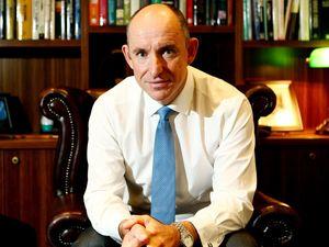 Former minister Stuart Robert under scrutiny from AFP