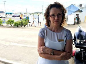 Polling booth a 'nightmare' for Hanson Rd businesses