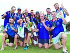 PAST Grammars reinforced their position as Fraser Coast's strongest cricket club after they secured their third consecutive premiership.