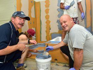 Waterproofing training for builders