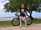David Halliwell will be riding for Tour de Cure to raise funds for cancer research support and prevention. Photo: John McCutcheon / Sunshine Coast Daily