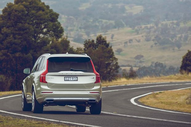 2016 Volvo XC90 T6 Inscription. Photo: Contributed.