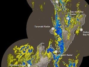Evacuations and homes without power as wild weather hits NZ