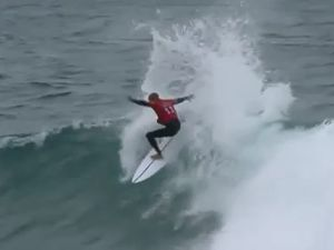 Early heats Rip Curl Pro Bells 2016