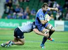 Western Force coach Michael Foley has made two changes for tonight's round six Super Rugby clash against the Highlanders in Dunedin as he tries to avert a hat-trick of heavy losses on the team's road trip to New Zealand.